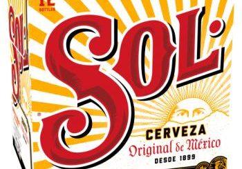 Sol Original Lager Beer 12 x 330ml Bottles
